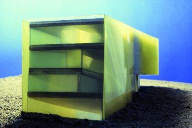 """Uhrenfabrik """"Corum"""" La Chaux de Fonds, 1992"""