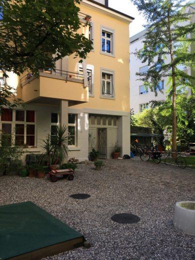 Umbau Wohn- und Atelierhaus Basel, 2016