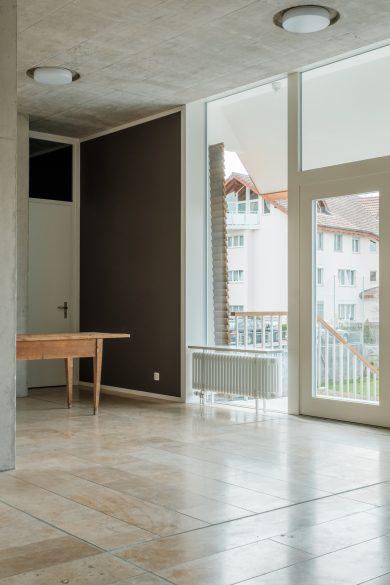 Haus für Vereine Büsserach, 2018