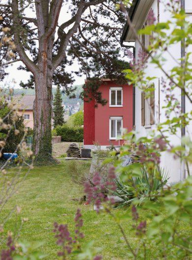 Zwei Langhäuser Aesch, 2008