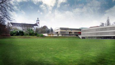 Erweiterung der pädagogischen Hochschule Thurgau Kreuzlingen, 2015