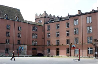 Kaserne Basel Basel, 2012