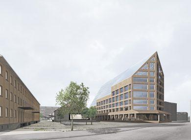 Dreispitz HGK-FHNW Basel, 2007
