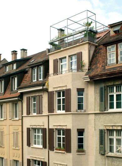 Froburgstrasse Basel, 2007