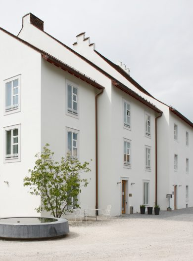 Imhofhaus Binningen, 2008