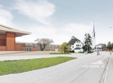 Schulhaus Oftringen Oftringen, 2012