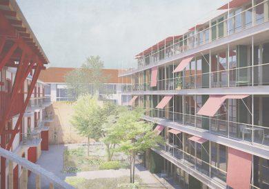 Areal Settelen Basel, 2019